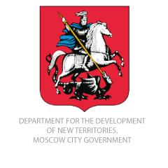 en Департамент развития новых территорий Москвы