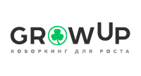 GrowUp logo