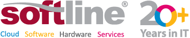 softline - cloud software hardware services 20 years in it