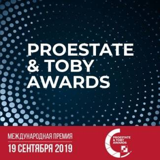 PROESTATE & TOBY AWARDS