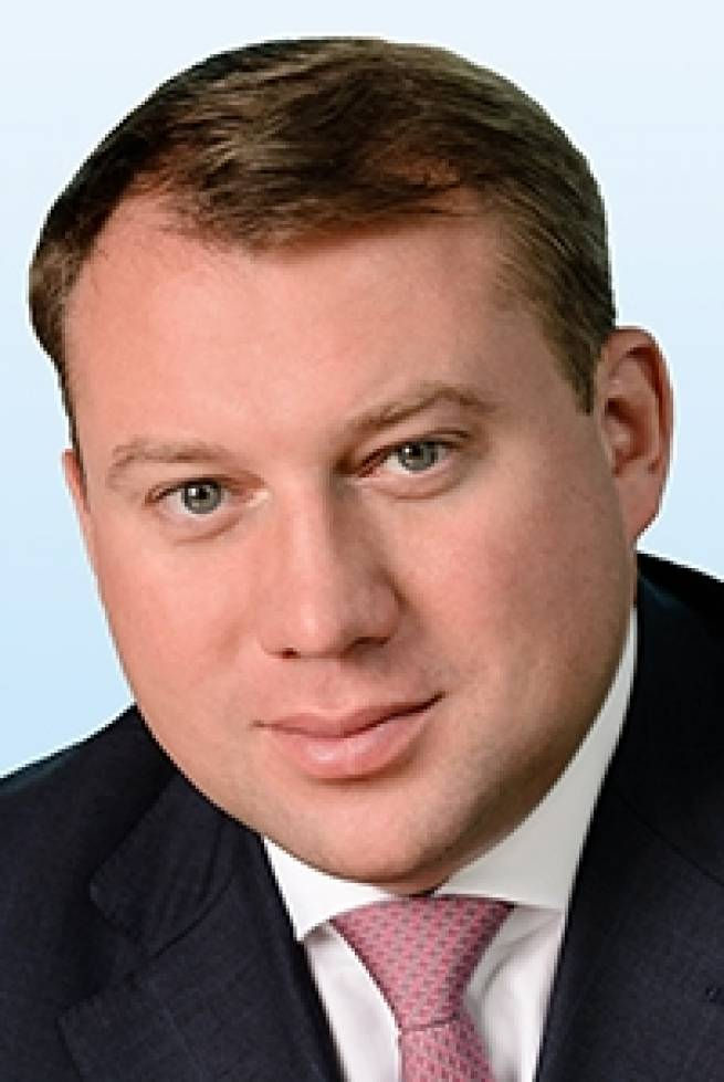 Nikolay Kazanskiy, the Russian Guild of Property Managers and Developers