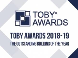 TOBY Awards 2019 - The Outstanding Building of the Year. International award in the commercial real estate industry