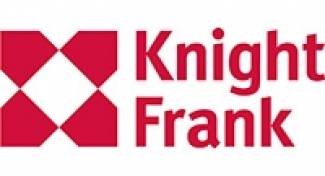 Partner of the business brunch «Elite project»: Knight Frank
