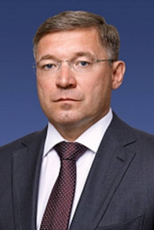 Vladimir Yakushev, the Ministry of construction of the Russian Federation