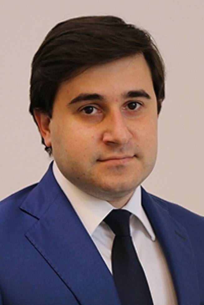 Nikita Stasishin, the Ministry of construction of the Russian Federation