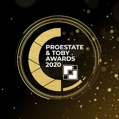 PROESTATE&TOBY AWARDS 2020