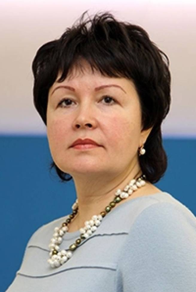 Nadezhda Karisalova, Ministery of investments and innovations of Moscow region